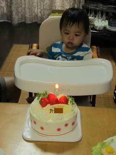 たっくんのケーキ